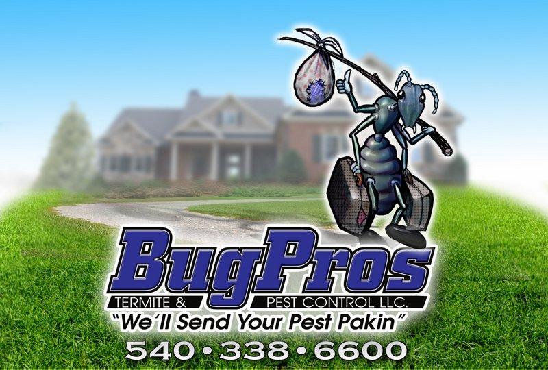 Contact BugPros Termite & Pest Control
